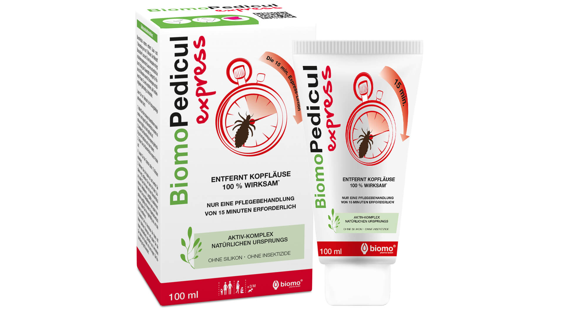 BiomoPedicul express