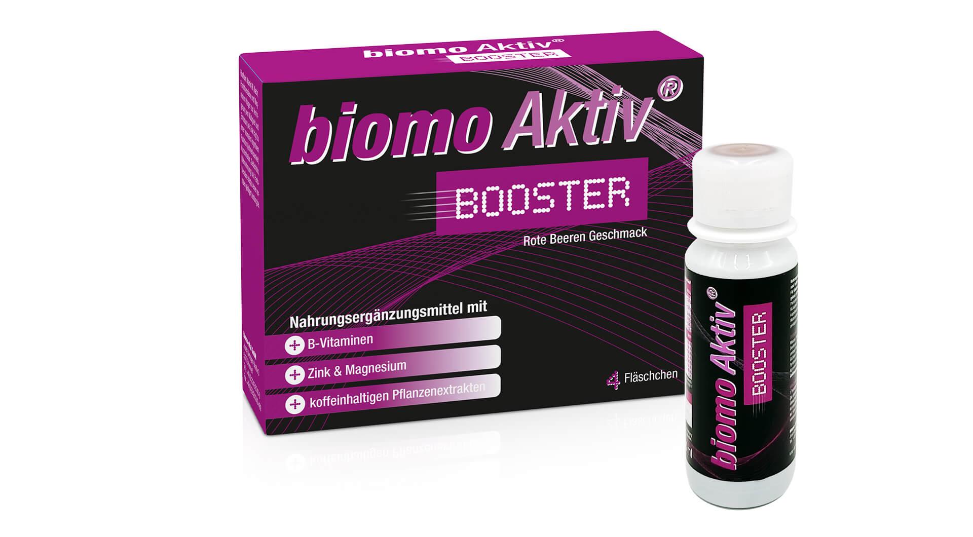 biomo Aktiv Booster