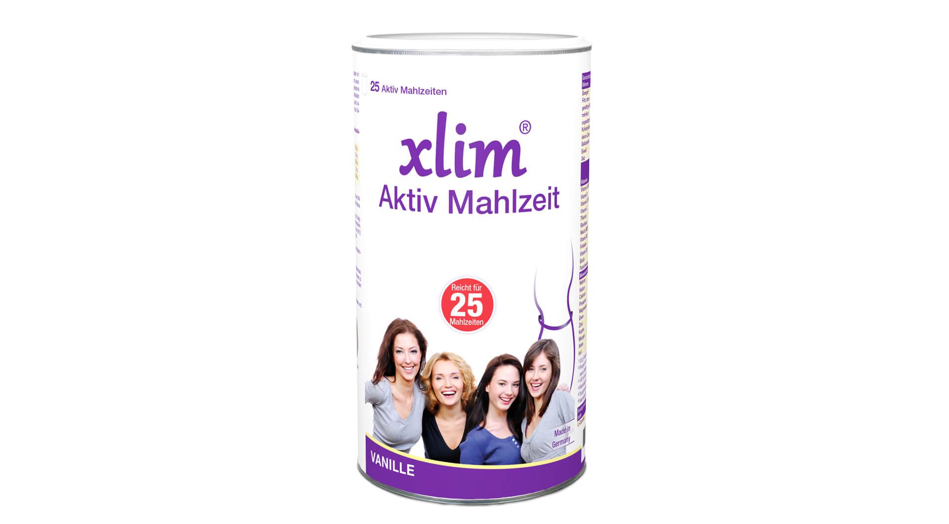 xlim Aktiv Mahlzeit