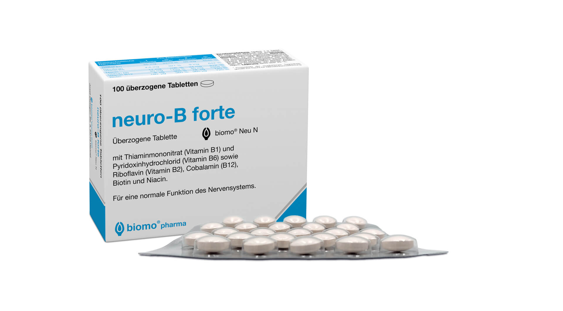 neuro-B forte biomo Neu (NEM)